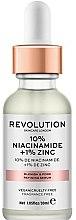 Voňavky, Parfémy, kozmetika Sérum pre zväčšené póry - Revolution Skincare 10% Niacinamide + 1% Zinc