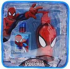 Voňavky, Parfémy, kozmetika Air-Val International Spiderman - Sada (edt/50ml + sh/gel/250ml)