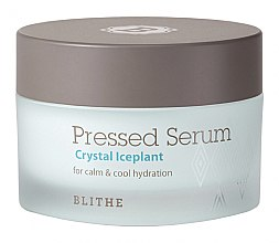 Voňavky, Parfémy, kozmetika Sérum na tvár - Blithe Crystal Iceplant Pressed Serum