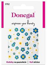 Voňavky, Parfémy, kozmetika Nálepky na nechty, 3702 - Donegal