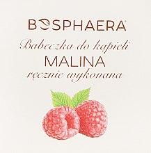 """Voňavky, Parfémy, kozmetika Kúpeľová bomba """"Malina"""" - Bosphaera"""