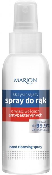 Antibakteriálny sprej na ruky - Marion Antibacterial Hand Cleansing Spray