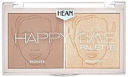 Voňavky, Parfémy, kozmetika Paleta na kontúrovanie - Hean Happy Time Palette