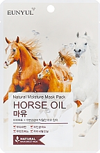 Voňavky, Parfémy, kozmetika Maska s konským olejom - Eunyul Horse Oil Mask Pack