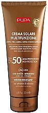 Voňavky, Parfémy, kozmetika Hydratačný krém na telo s ochranou pred slnkom SPF 50 - Pupa Multifunction Sunscreen Cream