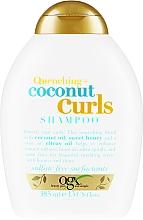 Voňavky, Parfémy, kozmetika Šampón na kučeravé vlasy - OGX Coconut Curls Shampoo