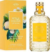 Voňavky, Parfémy, kozmetika Maurer & Wirtz 4711 Acqua Colonia Intense Sunny Seaside Of Zanzibar - Kolínska voda