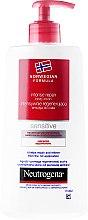 Voňavky, Parfémy, kozmetika Intenzívne telové mlieko - Neutrogena Norwegian Formula Intense Repair Body Lotion