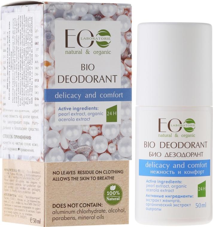 "Bio Deodorant ""Neha a pohodlie"" - ECO Laboratorie Bio Deodorant"