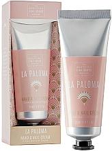 Voňavky, Parfémy, kozmetika Krém na ruky a nechty - Scottish Fine Soap La Paloma Hand & Nail Cream