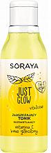 Voňavky, Parfémy, kozmetika Exfoliačné rozjasňujúce tonikum - Soraya Just Glow