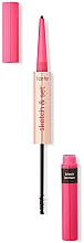 Voňavky, Parfémy, kozmetika Ceruzka a gél na obočie - Tarte Cosmetics Sketch & Set™ Brow Pencil & Tinted Gel
