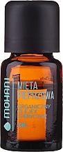 Voňavky, Parfémy, kozmetika Organický éterický olej Mäta pieporná - Mohani