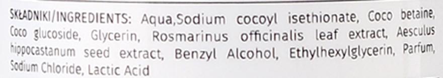 Čistiaci balzam pre intímnu hygienu s extraktom gaštana a rozmarína - Organic Life Dermocosmetics Balm For Intimate Hygiene — Obrázky N3