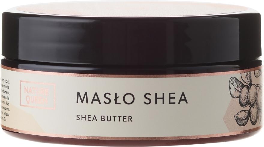 """Olej na telo """"Ši"""" - Nature Queen Shea Butter — Obrázky N1"""
