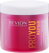Regeneračná maska - Revlon Professional Pro You Repair Mask — Obrázky N1