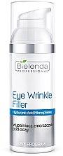 Voňavky, Parfémy, kozmetika Filler na vrásky okolo očí - Bielenda Professional Program Eye Wrinkle Filler