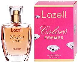 Voňavky, Parfémy, kozmetika Lazell Colore Femmes Eau de Parfum for Women - Parfumovaná voda