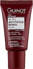 Voňavky, Parfémy, kozmetika Expresný gél proti únave pre očné okolie - Guinot Gel Yeux Defatigant Express