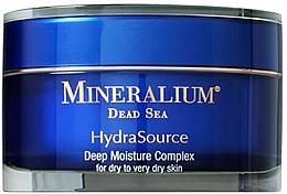 Voňavky, Parfémy, kozmetika Hĺbkovo hydratačný krém - Mineralium Hydra Source Deep Moisture Complex