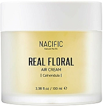 Voňavky, Parfémy, kozmetika Krém na tvár s nechtíkovým extraktom - Nacific Real Floral Calendula Air Cream