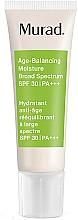 Voňavky, Parfémy, kozmetika Hydratačný krém na tvár proti starnutiu - Murad Resurgence Age Balancing Moisture Broad Spectrum SPF30 PA+++
