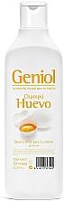 """Voňavky, Parfémy, kozmetika Šampón na vlasy """"Vajíčkový"""" - Geniol Nourishing Shampoo"""