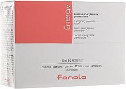Voňavky, Parfémy, kozmetika Ampulky-lotion proti vypadávaniu vlasov - Fanola Energy Anti Hair Loss Lotion