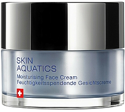 Voňavky, Parfémy, kozmetika Hydratačný krém na tvár - Artemis of Switzerland Skin Aquatics Moisturising Face Cream