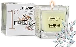 Voňavky, Parfémy, kozmetika Masážna sviečka - Therine Rituality Body Candle