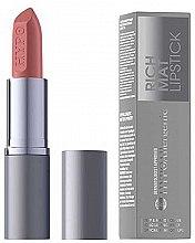 Voňavky, Parfémy, kozmetika Matný rúž na pery - Bell HypoAllergenic Rich Mat Lipstick