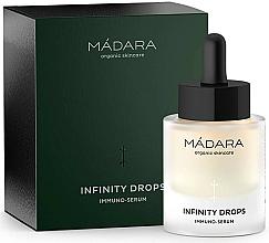 Voňavky, Parfémy, kozmetika Imunitné sérum na tvár - Madara Cosmetics Infinity Drops Immuno-Serum