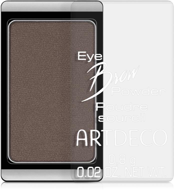 Púder na obočie - Artdeco Eye brow Powder
