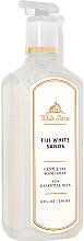 Voňavky, Parfémy, kozmetika Gélové mydlo na ruky - Bath and Body Works White Barn Fiji White Sands Gentle Gel Hand Soap