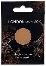 Voňavky, Parfémy, kozmetika Púder na kontúrovanie tváre - London Copyright Magnetic Face Powder Contour