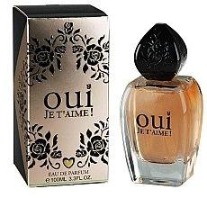 Voňavky, Parfémy, kozmetika Linn Young Oui Je T'Aime - Parfumovaná voda