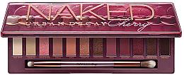 Voňavky, Parfémy, kozmetika Paleta očných tieňov - Urban Decay Naked Cherry Eyeshadow Palette
