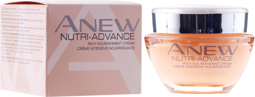 Výživný krém pre tvár - Avon Anew Nutri-Advance Face Cream