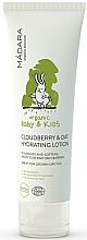 Voňavky, Parfémy, kozmetika Hydratačné mlieko s ovosom a moruškou - Madara Cosmetics Ecobaby Cloudberry And Oat Hydrating Lotion