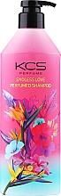 Voňavky, Parfémy, kozmetika Šampón na jemné čistenie suchých a lámavých vlasov - KCS Endless Love Perfumed Shampoo