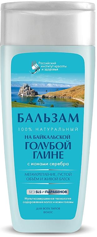 Balzam na vlasy na báze bajkalskej modrej hliny - Fito Kosmetik — Obrázky N1