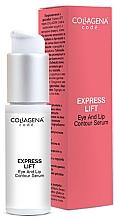 Voňavky, Parfémy, kozmetika Sérum pre oči a pery - Collagena Code Express Lift Eye And Lip