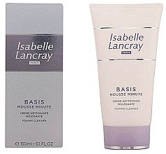 Voňavky, Parfémy, kozmetika Čistiaci prostriedok na tvár - Isabelle Lancray Basis Mousse Minute