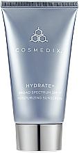 Voňavky, Parfémy, kozmetika Hydratačný krém s SPF 17 - Cosmedix Hydrante+ Broad Spectrum SPF 17 Moisturizing Sunscreen