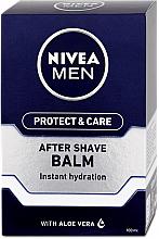 Voňavky, Parfémy, kozmetika Balzam po holení hydratačný - Nivea Men Prtotect & Care Moisturizing After Shave Balm