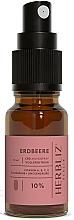 """Voňavky, Parfémy, kozmetika Olejový ústny sprej """"Jahoda"""" 10% - Herbliz CBD Oil Mouth Spray 10%"""