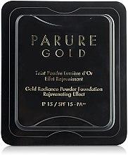 Voňavky, Parfémy, kozmetika Náhradný blok do kompaktný prášok - Guerlain Parure Gold Compact Powder Foundation Refill SPF15