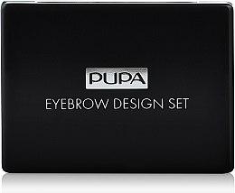 Voňavky, Parfémy, kozmetika Sada - Pupa Design Eyebrow