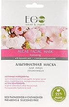 """Voňavky, Parfémy, kozmetika Alginátová maska na tvár """"Hydratačná"""" - ECO Laboratorie Algae Facial Mask"""