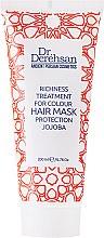 """Voňavky, Parfémy, kozmetika Maska na farbené vlasy """"Ochrana farby"""" s jojobovým olejom - Dr. Derehsan Color Protection Hair Mask"""